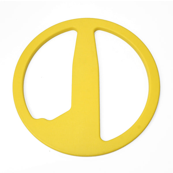 "Minelab 8"" BBS Coil Cover / Skid plate (Yellow)"