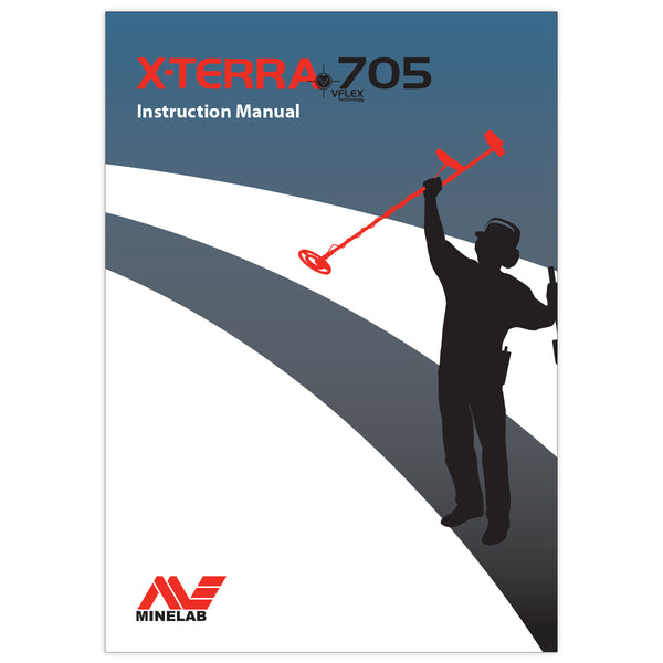 Minelab X-TERRA 705 Instruction Manual