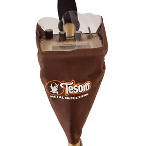 Tesoro Large Rain Jacket Cover for Control Box- Brown
