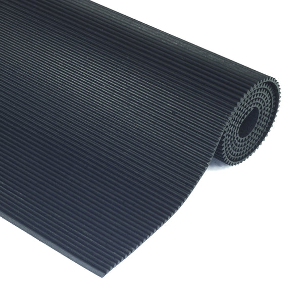 Ribbed Low Profile Vinyl Mat 24x24 inch for Gold Mining Prospecting