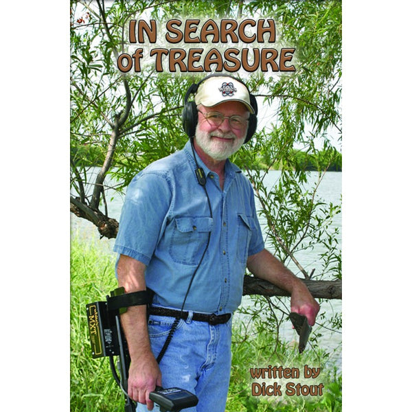 Whites In Search of Treasure Book by Dick Stout