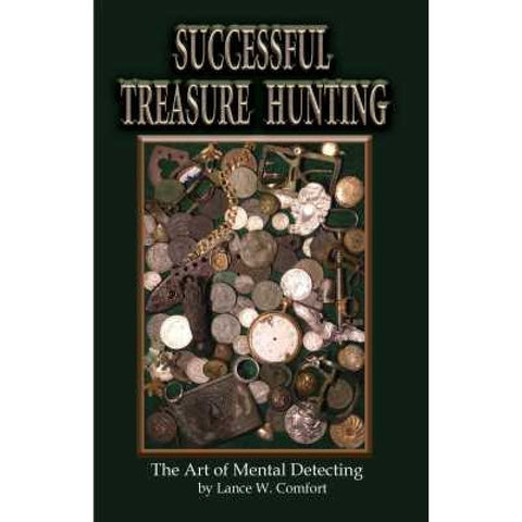 Whites Successful Treasure Hunting Book by Lance Comfort