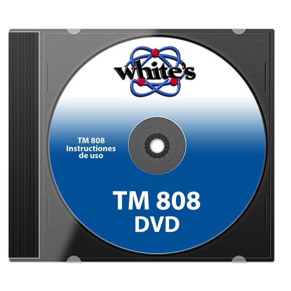 Whites TM 808 Spanish Instructional DVD