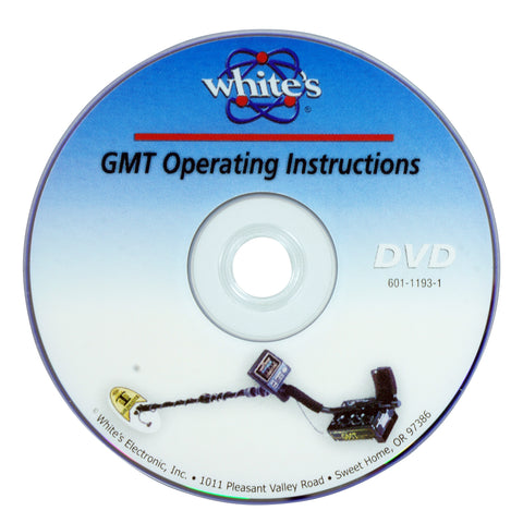 Whites GMT DVD
