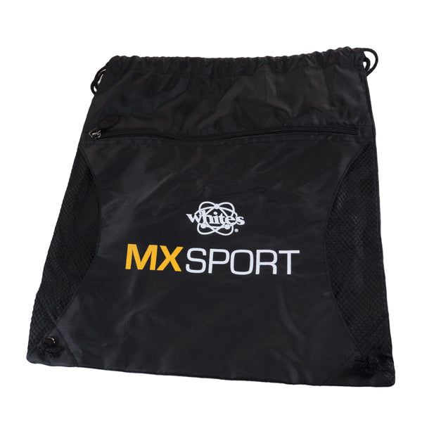Whites MX Sport Backpack with Zipper Pouch Adjustable Strap