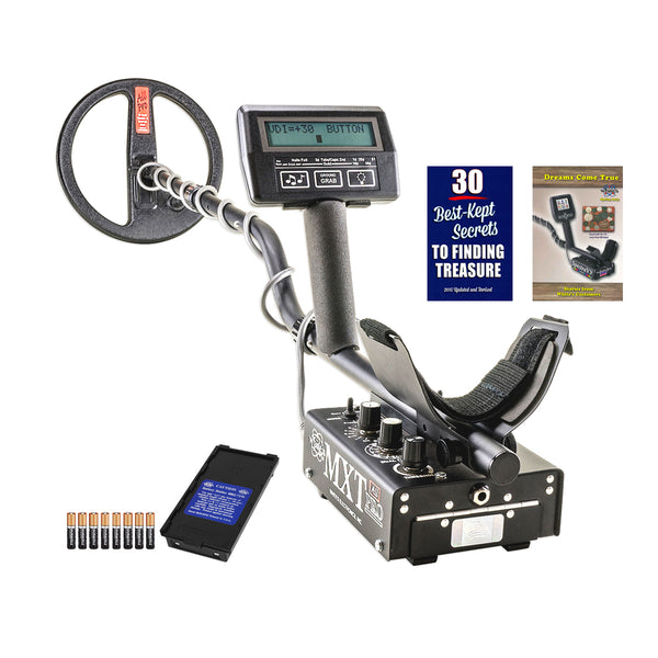 "Whites MXT All Pro Metal Detector w/ 10"" Coil"