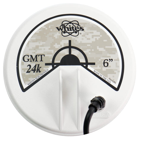 "White's 6"" Concentric Coil for Goldmaster 24k Metal Detector"