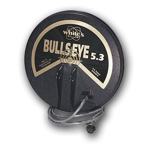 "Whites Bullseye 5.3"" Search Coil (6.59 kHz)"