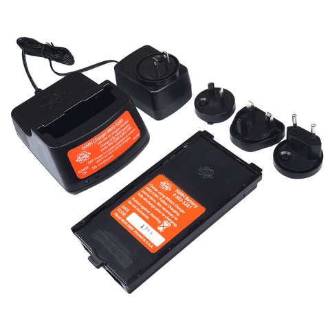 Whites NiMH Rechargeable Battery Kit