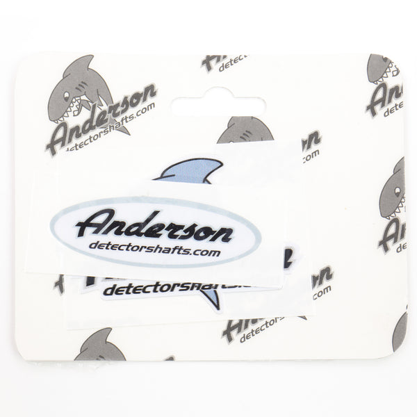Anderson Shaft Decal AND-014