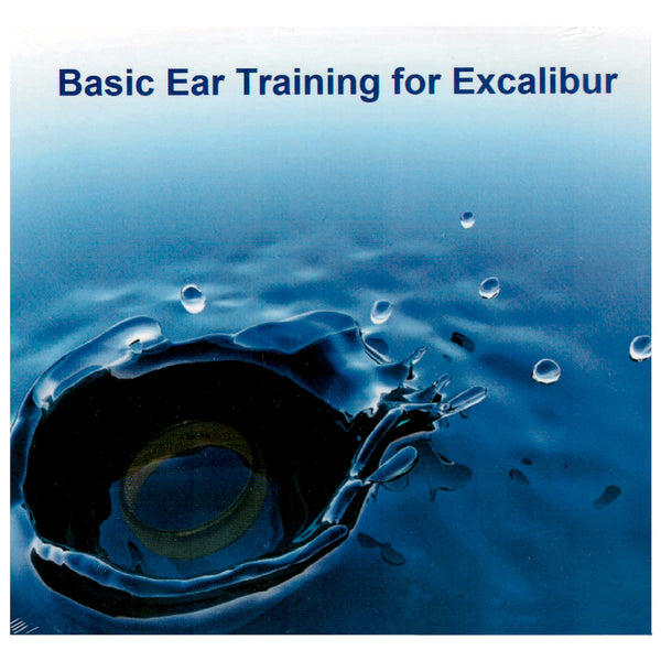 Basic Ear Training Audio CD for Minelab Excalibur Metal Detector by Tony Diana