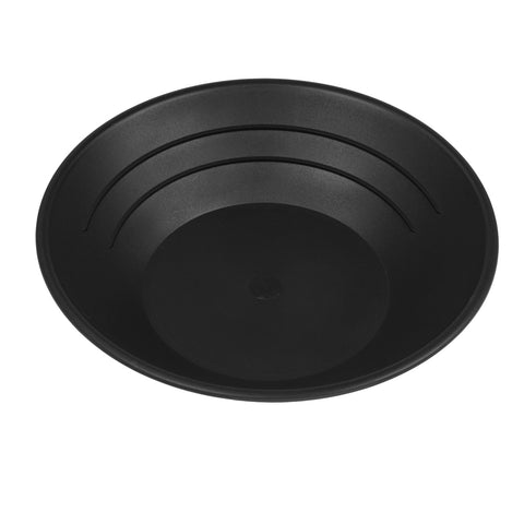 "Pioneer Mining 10.5"" BLACK Gold Pan for Gold Prospecting"