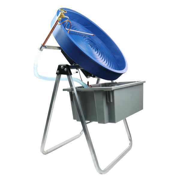Pro-Camel 24 Spiral Gold Panning Machine - New Updated Design by Camel Mining