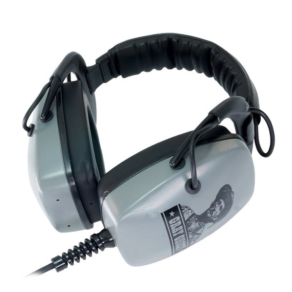 DetectorPro Gray Ghost Amphibian II Headphones for CTX 3030