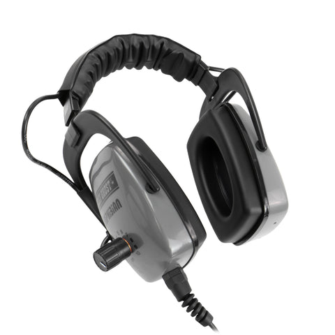 DetectorPro Gray Ghost Amphibian Headphones for White's MX Sport