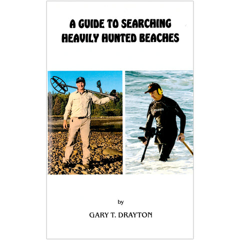 Details about  A Guide to Searching Heavily Hunted Beaches a Book by Gary Drayton