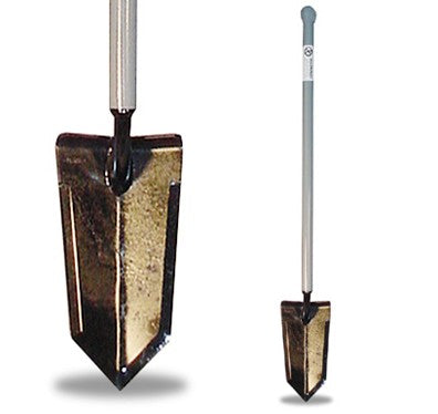Lesche Sampson Pro-Series Shovel with Ball Handle