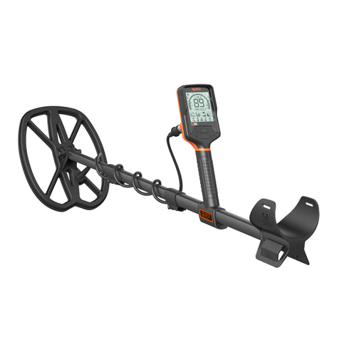 Quest Q30+ Metal Detector with Wirefree Lite Headphones