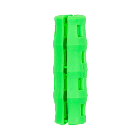 Snappy Grip Neon Green Ergonomic Handle for Buckets