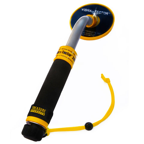 Treasure Products - Vibra-Tector 740 Pulse Induction Handheld Metal Detector