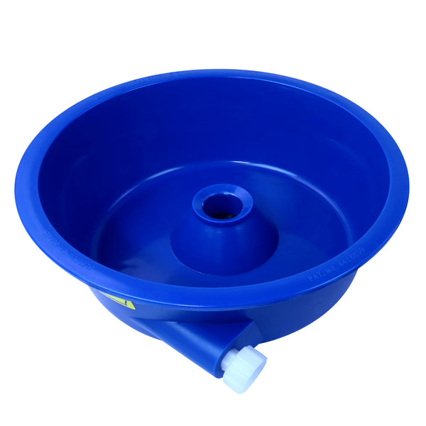 Blue Bowl Concentrator Kit for Gold Prospecting