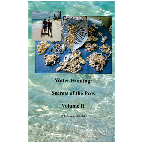 Water Hunting Secrets of the Pros VOL 2 by Clive James Clynick