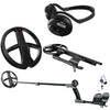 "XP Deus Metal Detector with WS4 Wireless Headphones, Remote, 11"" X35 Search Coil"