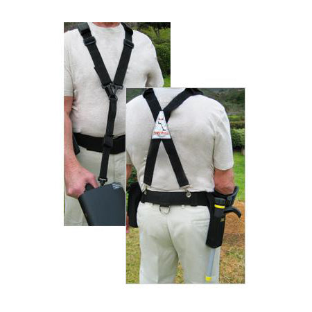E-Z Swing Metal Detector Harness
