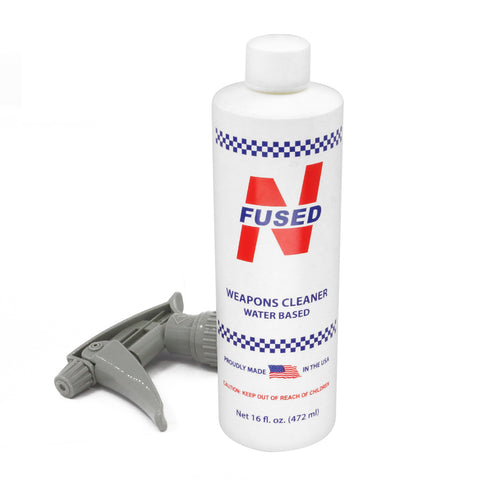 NFused Weapons Cleaner - 16 oz lubricant
