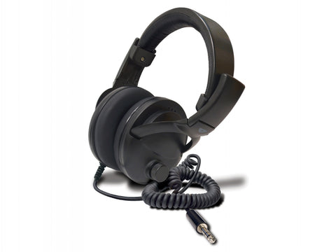 Fisher Koss Weatherproof Headphones with Dual Volume Control