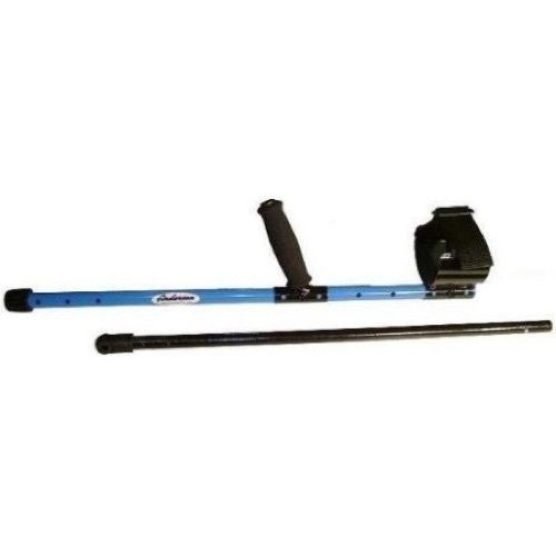 Anderson Garrett Metal Detector Blue Aluminum Regular Shaft w/ Lower Rod