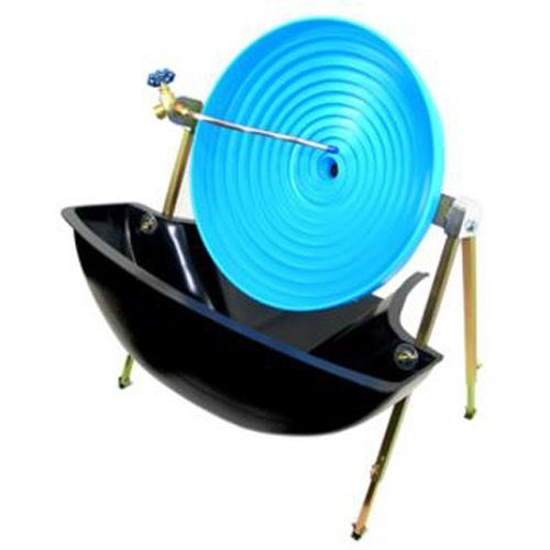 Gold Genie Miner Spiral Gold Panning Prospecting Equipment