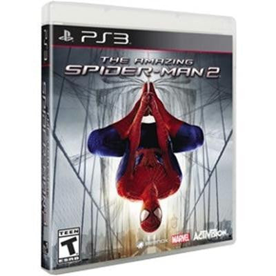 Amazing Spiderman 2 Ps3