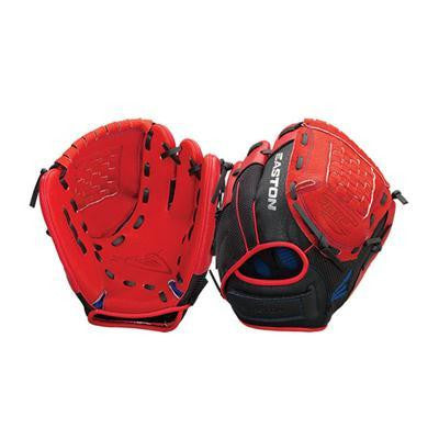 Z-flex Youth Glove Red 9""