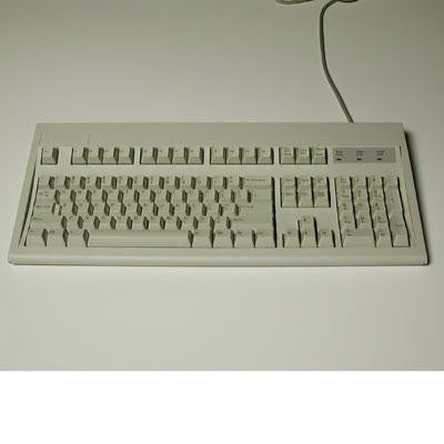 Ibm USB Keyboard In Beige