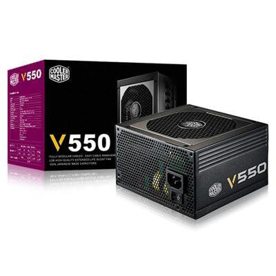 V550 Power Mod Fp Fan