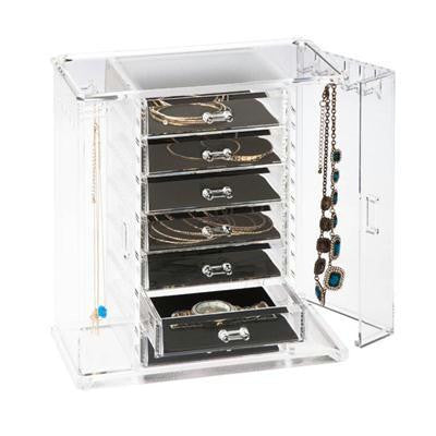 Acrylic Arielle Jewelry Chest