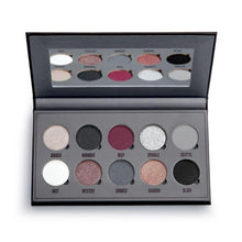 Load image into Gallery viewer, Makeup Obsession Eyeshadow Palette Black Is The New Black