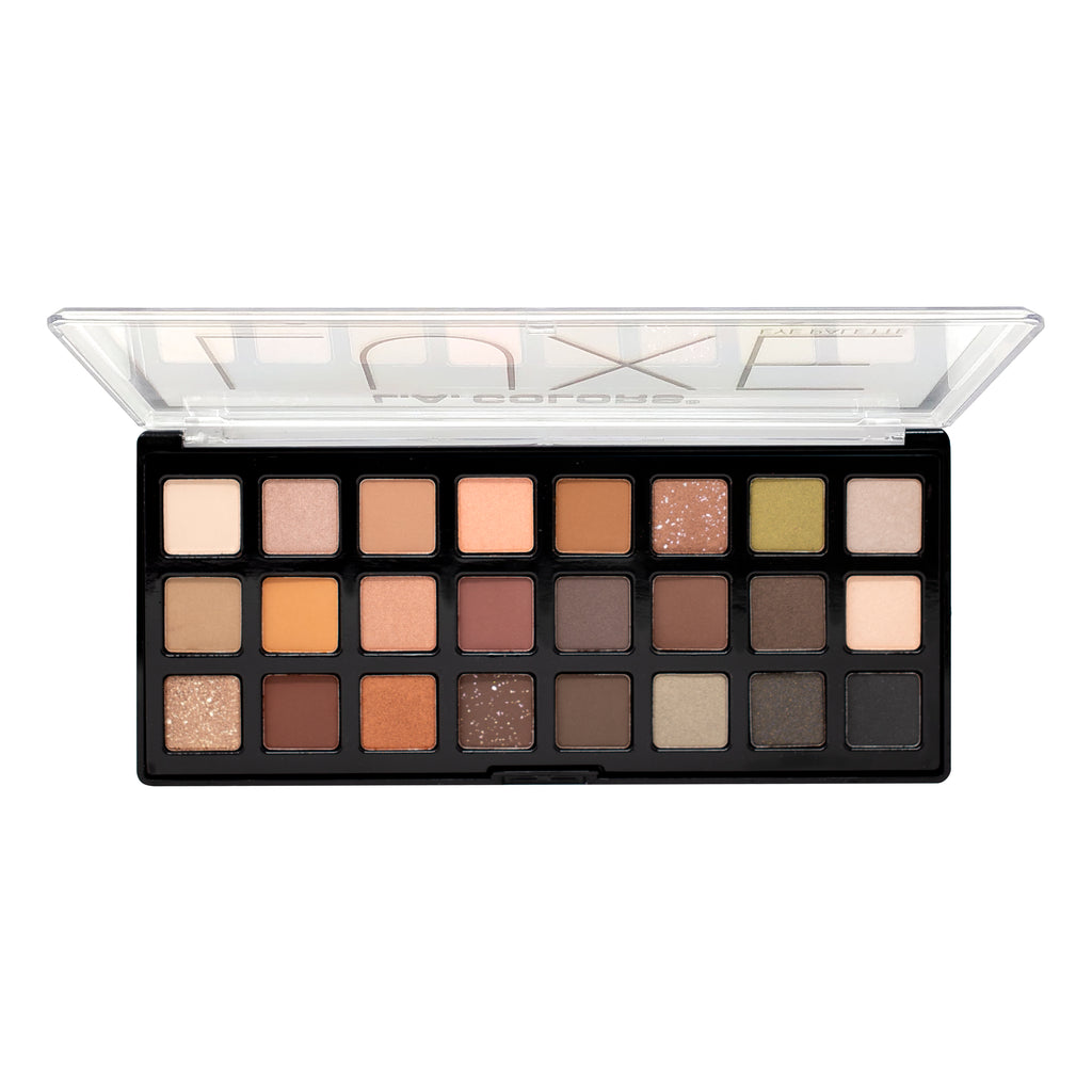 L.A. Colors 24 color Luxe Eyeshadow Palette