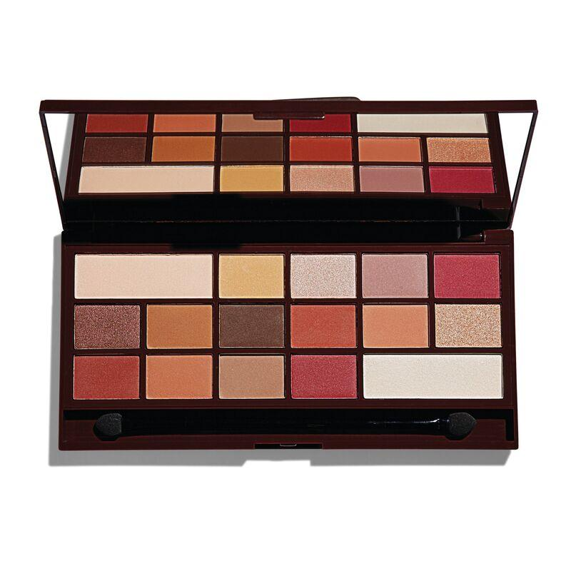 Makeup Revolution I Heart Makeup - Chocolate Elixir Palette