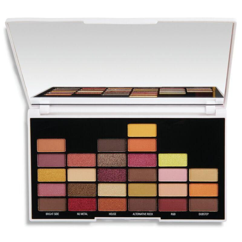 Makeup Revolution NOW That's What I Call Makeup 00s Palette