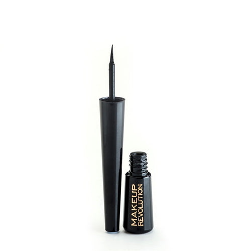 Makeup Revolution Amazing Eyeliner Black(CLR)