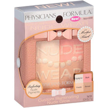 Load image into Gallery viewer, Physicians Formula Smoky Nude Custom Illuminating Nude Glow - Medium