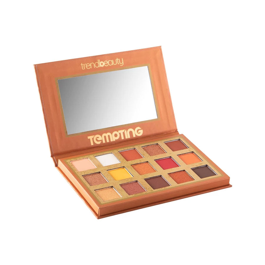 Trend Beauty 15 Color Eyeshadow Palette Tempting