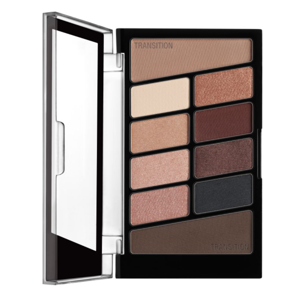 Wet n Wild Color Icon Eyeshadow 10 Pan Palette - Nude Awakening(CLR)