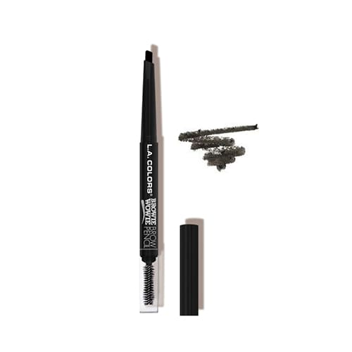 L.a. Colors Brow Wowie Brow Pencil - Black - Makeup
