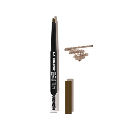L.a. Colors Brow Wowie Brow Pencil - Taupe - Makeup