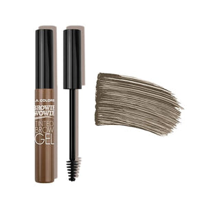 L.a. Colors Brow Wowie Brow Tinted Gel - Soft Brown - Makeup