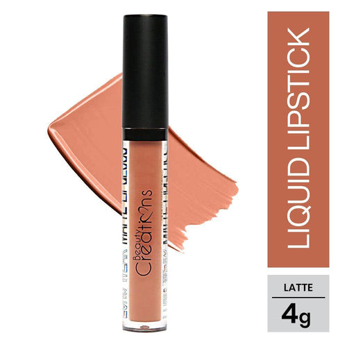 Beauty Creations Long Wear Matte Lip Gloss - Latte