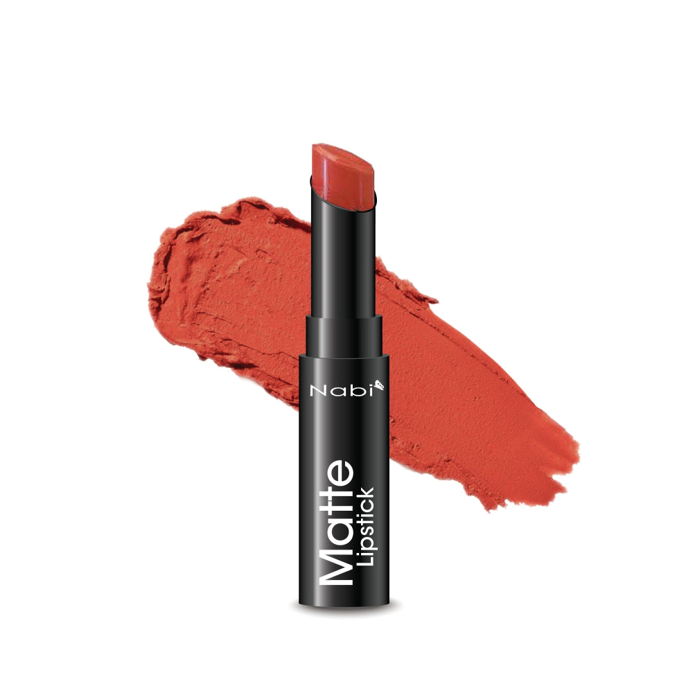 Nabi Cosmetics Matte Lipstick - Baby Orange